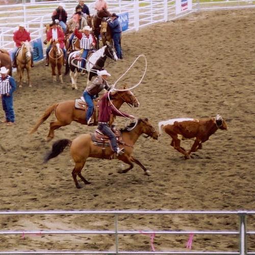 Panguitch Rodeo Arena