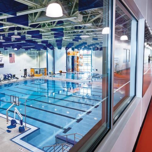 Prairie Lakes Aquatic Center